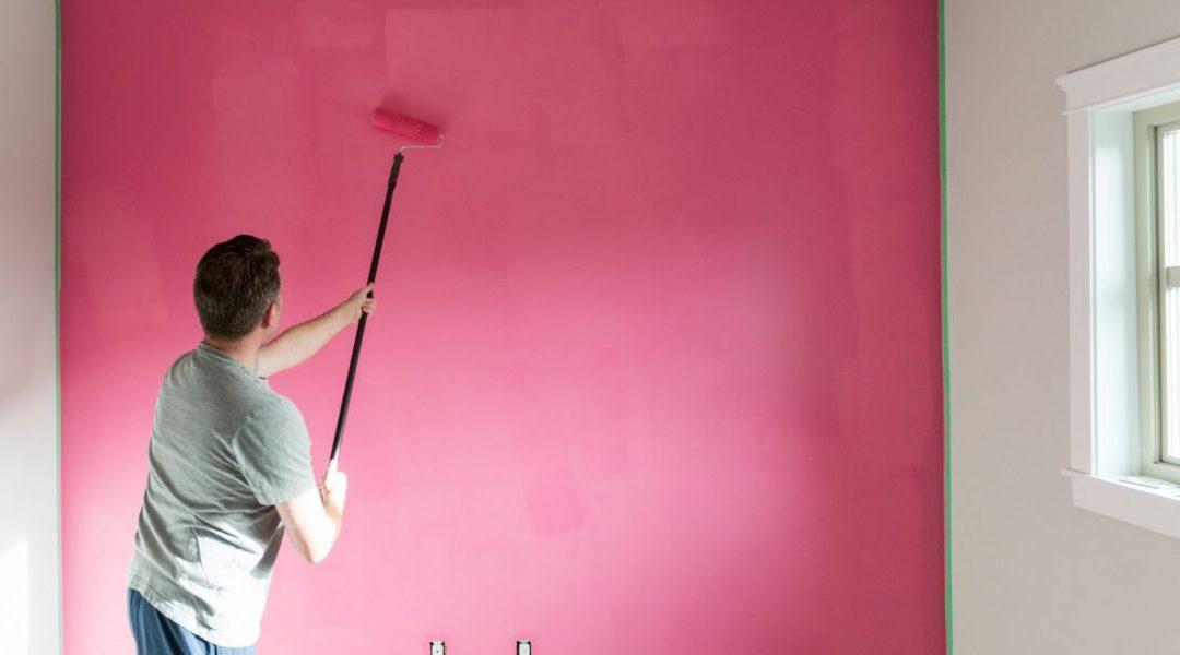 Major Benefits of Wall Painting